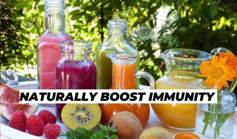 Immunity booster products