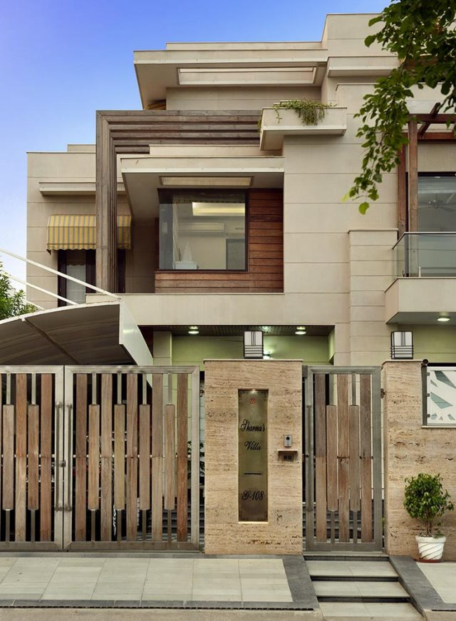residential architect in gurgaon