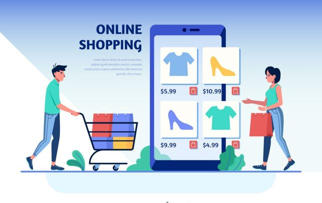 How To Shop Online For Free